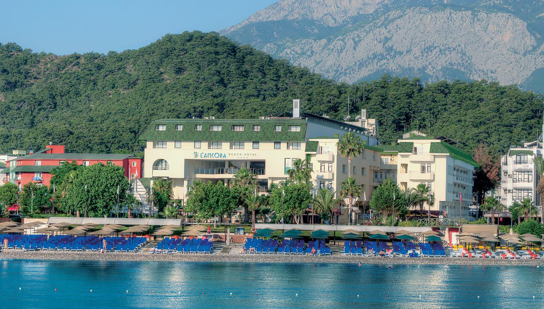 L'Ancora Beach viesnīca (Antālija, Turcija)