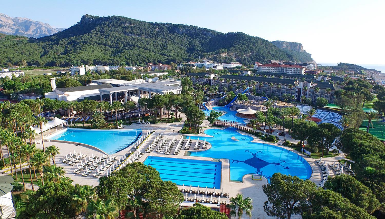 Alva Donna World Palace Гостиница (Анталия, Турция)