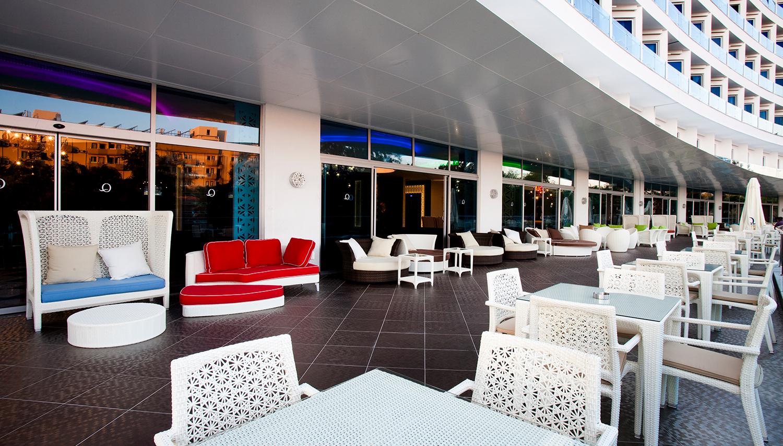 Q Premium Resort viesnīca (Antālija, Turcija)