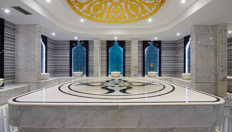 Queens Park Tekirova Resort & Spa viesnīca (Antālija, Turcija)