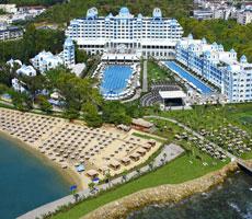 Rubi Platinum viešbutis (Alanija(Gazipaša), Turkija)