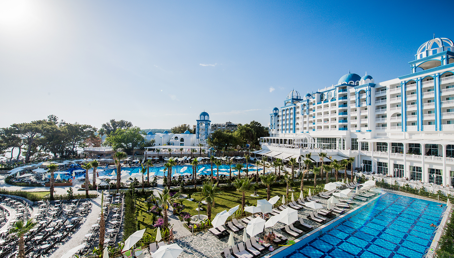 Rubi Platinum SPA Resort & Suites hotell (Antalya, Türgi)
