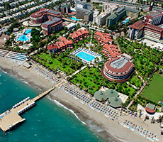 Saphir viešbutis (Alanija(Gazipaša), Turkija)