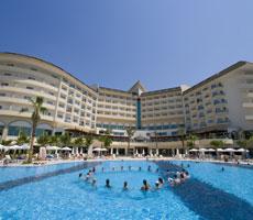 Saphir Resort & Spa viešbutis (Alanija(Gazipaša), Turkija)