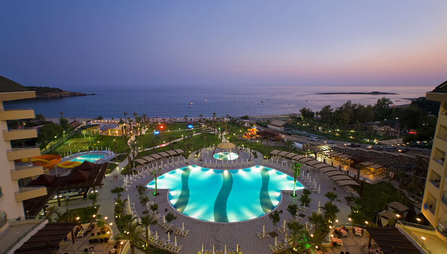 Saphir Resort & Spa hotell (Antalya, Türgi)