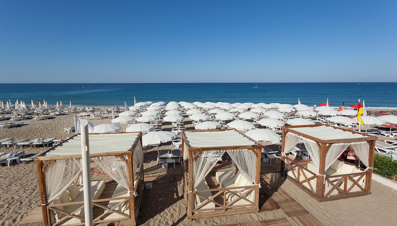 Xperia Saray Beach viesnīca (Antālija, Turcija)