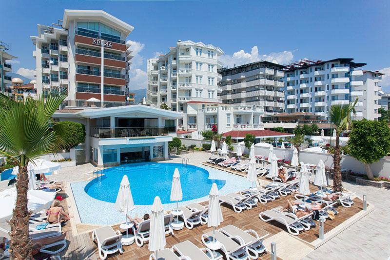Xperia Saray Beach hotell (Antalya, Türgi)