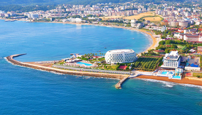 Gold Island hotell (Antalya, Türgi)
