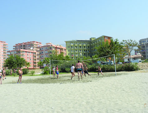 Sunfire Beach hotell (Antalya, Türgi)