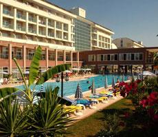 Primasol Telatiye Resort viesnīca (Antālija, Turcija)
