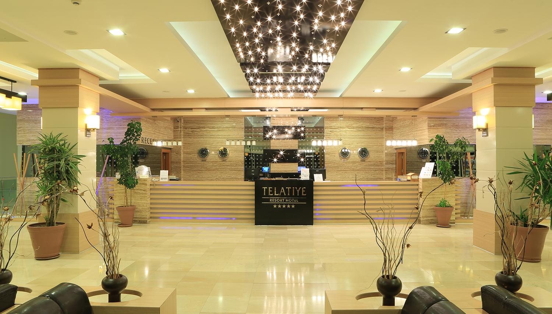 Primasol Telatiye Resort hotell (Antalya, Türgi)