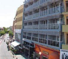 Temiz viešbutis (Antalija, Turkija)