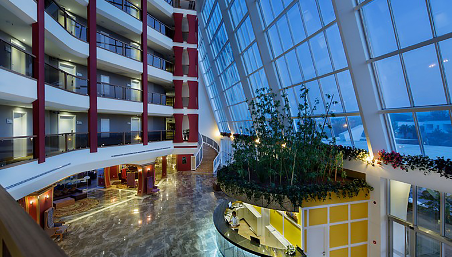 Senza The Inn hotell (Antalya, Türgi)