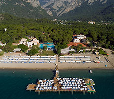 Ulusoy Kemer Holiday Club hotell (Antalya, Türgi)