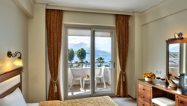 Valeri Beach hotell (Antalya, Türgi)