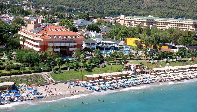 Valeri Beach viesnīca (Antālija, Turcija)