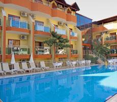 Wassermann viešbutis (Antalija, Turkija)