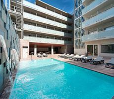 4R Miramar Calafell viesnīca (Barselona, Spānija)