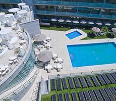 Four Elements Suites Aparthotel viesnīca (Barselona, Spānija)