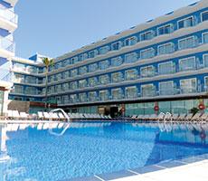 A2 Augustus viesnīca (Barselona, Spānija)