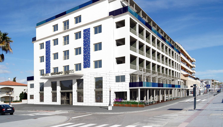 Brisamar Suites viesnīca (Barselona, Spānija)