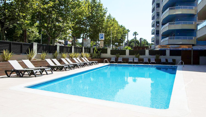 California apartemendid hotell (Barcelona, Hispaania)