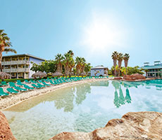 PortAventura Hotel Caribe viesnīca (Barselona, Spānija)
