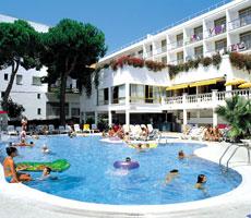 GHT Costa Brava viešbutis (Barselona, Ispanija)