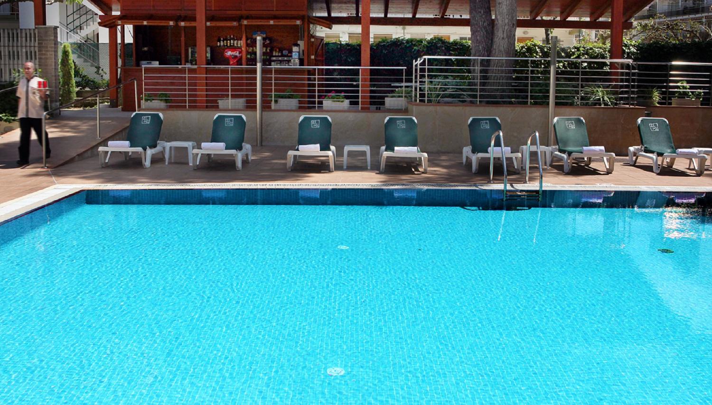 Golden Port Salou & Spa hotell (Barcelona, Hispaania)