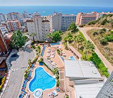 Oasis Park Splash viešbutis (Barselona, Ispanija)