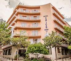 Alegria San Juan Park viešbutis (Barselona, Ispanija)