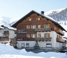 Alaska (Livigno) viešbutis (Bergamas, slidinėjimas Italijoje, Italija)