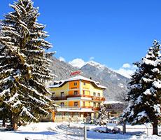 Aurora (Monclassico) viešbutis (Bergamas, slidinėjimas Italijoje, Italija)