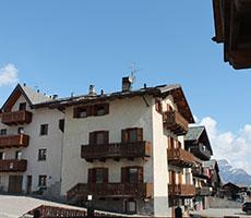 Baita Soldanella apartamentai viešbutis (Bergamas, slidinėjimas Italijoje, Italija)