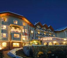 Bellavista (Cavalese) hotell (Bergamo, Itaalia)