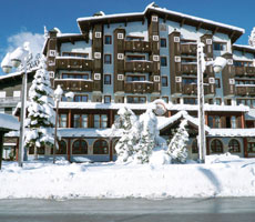 Hotel & Residence Catturani viešbutis (Bergamas, slidinėjimas Italijoje, Italija)
