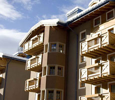 Chalet Del Brenta viešbutis (Bergamas, slidinėjimas Italijoje, Italija)