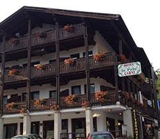 Garni La Palu viešbutis (Bergamas, slidinėjimas Italijoje, Italija)