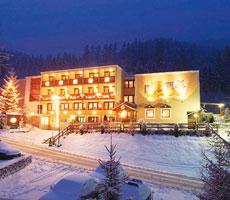 Garden viešbutis (Bergamas, slidinėjimas Italijoje, Italija)