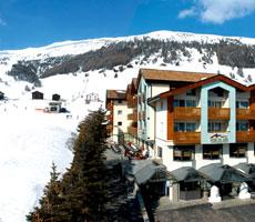 Lac Salin Spa & Mountain Resort viešbutis (Bergamas, slidinėjimas Italijoje, Italija)