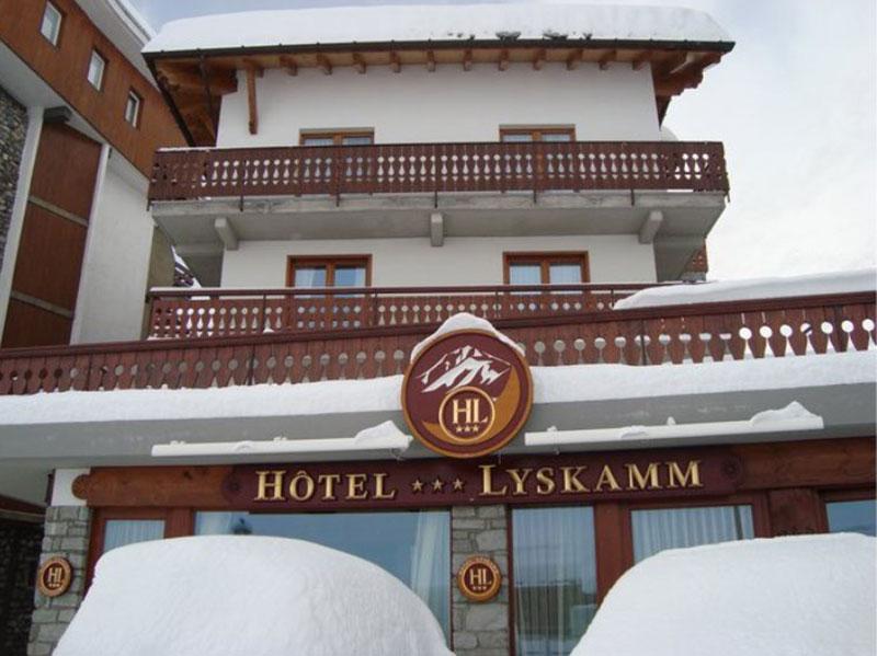 Lyskamm viesnīca (Bergamo, Itālija)