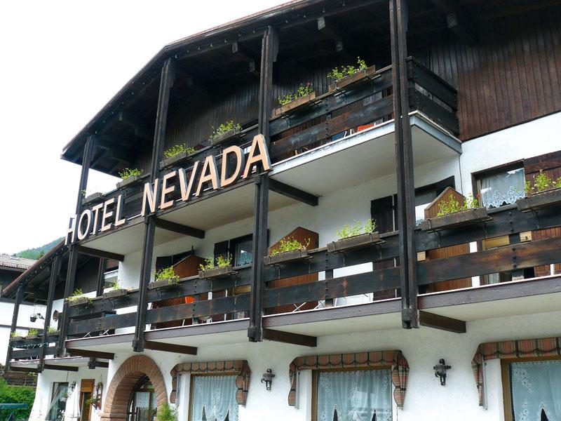 Nevada viesnīca (Bergamo, Itālija)