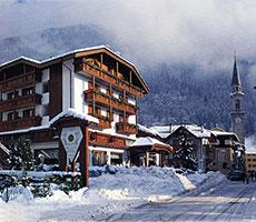 Olympic Palace viešbutis (Bergamas, slidinėjimas Italijoje, Italija)