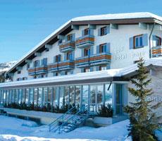Hotel Pare viešbutis (Bergamas, slidinėjimas Italijoje, Italija)