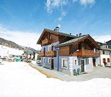 Residence Vallechiara viešbutis (Bergamas, slidinėjimas Italijoje, Italija)