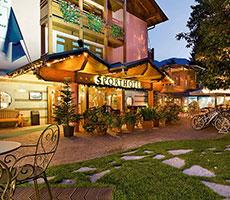 Sporthotel Rosatti viešbutis (Bergamas, slidinėjimas Italijoje, Italija)