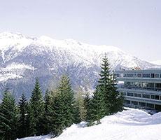 Sole Alto Residence viešbutis (Bergamas, slidinėjimas Italijoje, Italija)