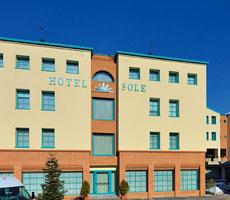 Sole viešbutis (Bergamas, slidinėjimas Italijoje, Italija)