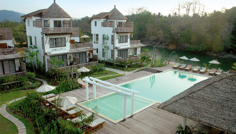 Aana Resort & Spa viesnīca (Bangkoka, Taizeme)
