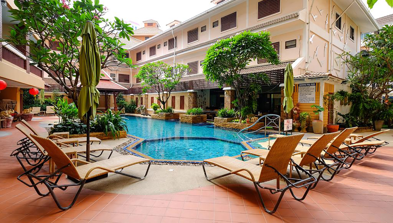 Aiyaree Place hotell (Bangkok, Tai)